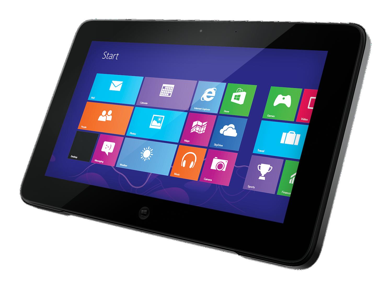Windows Tablet PNG Image