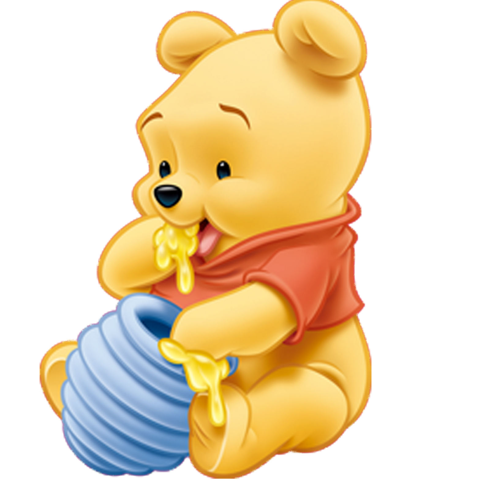 Winnie the Pooh Pictures: m