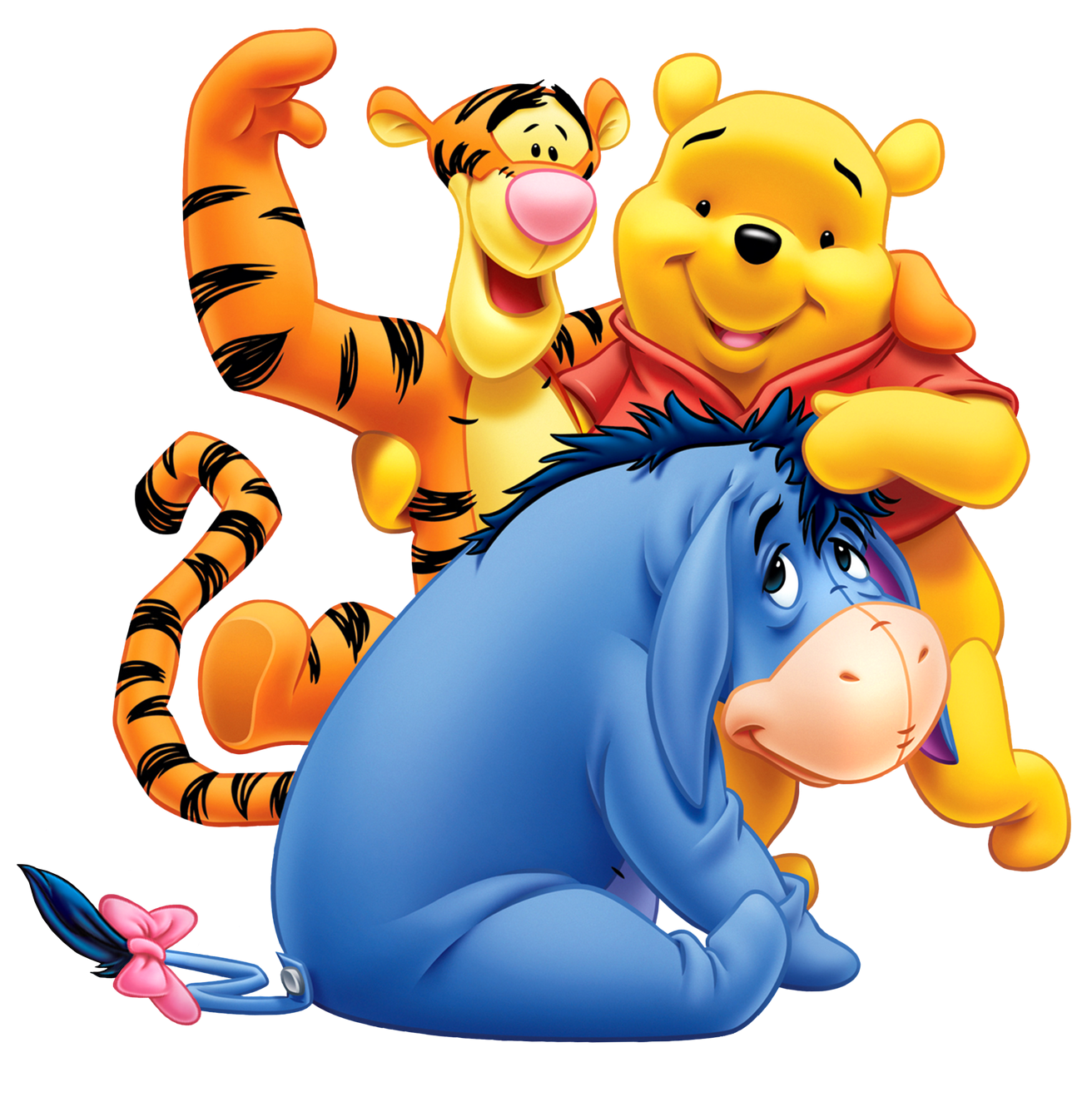 winnie the pooh all png image purepng free transparent cc0 png