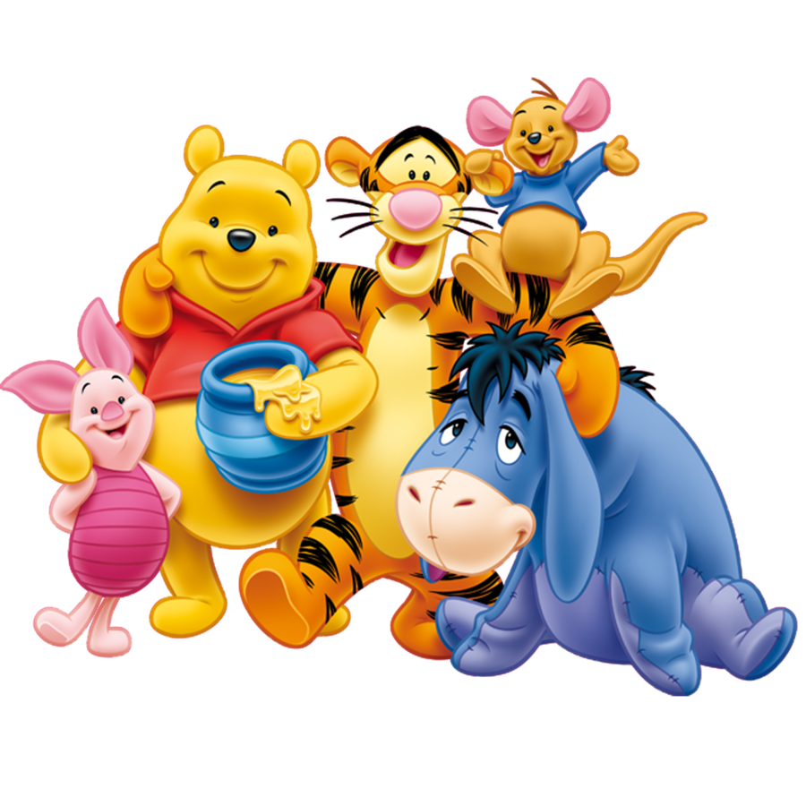 winnie the pooh all png image purepng free transparent cc0 png rh purepng com winnie the pooh characters clipart Winnie the Pooh Clip Art Snow