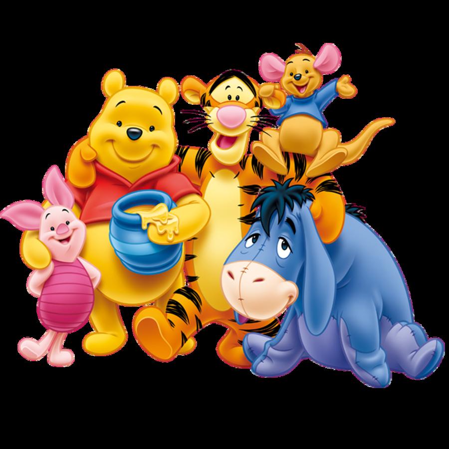 Winnie The Pooh  All