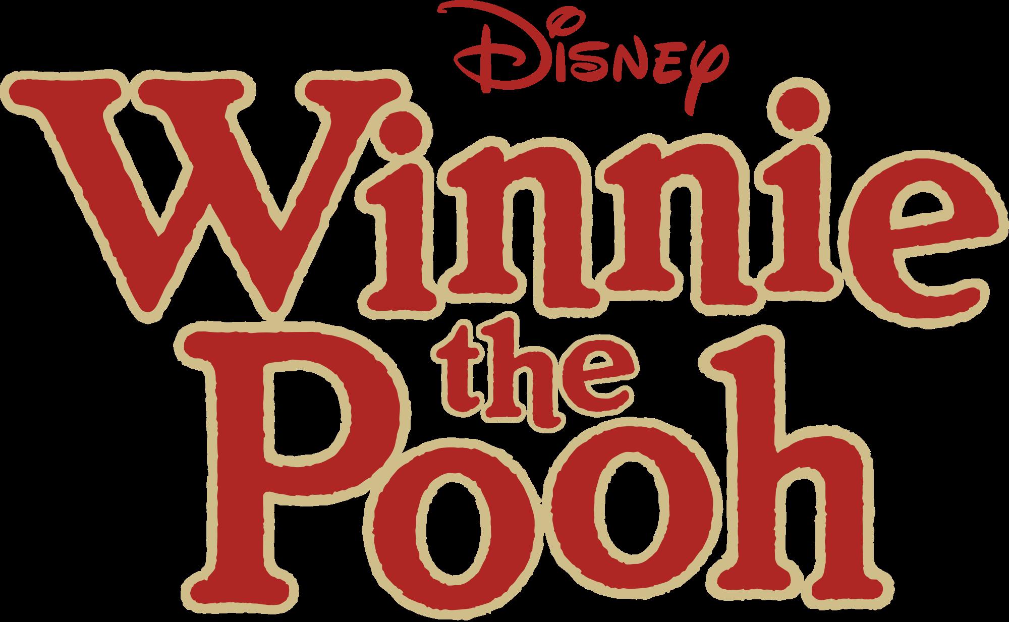 Výsledek obrázku pro pooh bear logo png