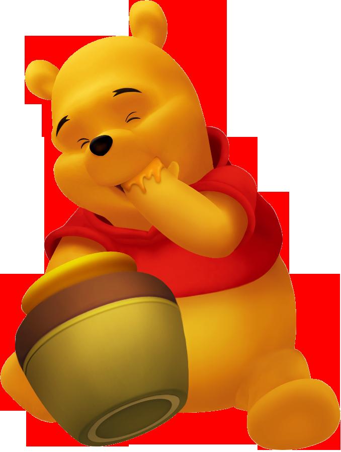Winnie The Pooh PNG Image - PurePNG | Free transparent CC0 ...
