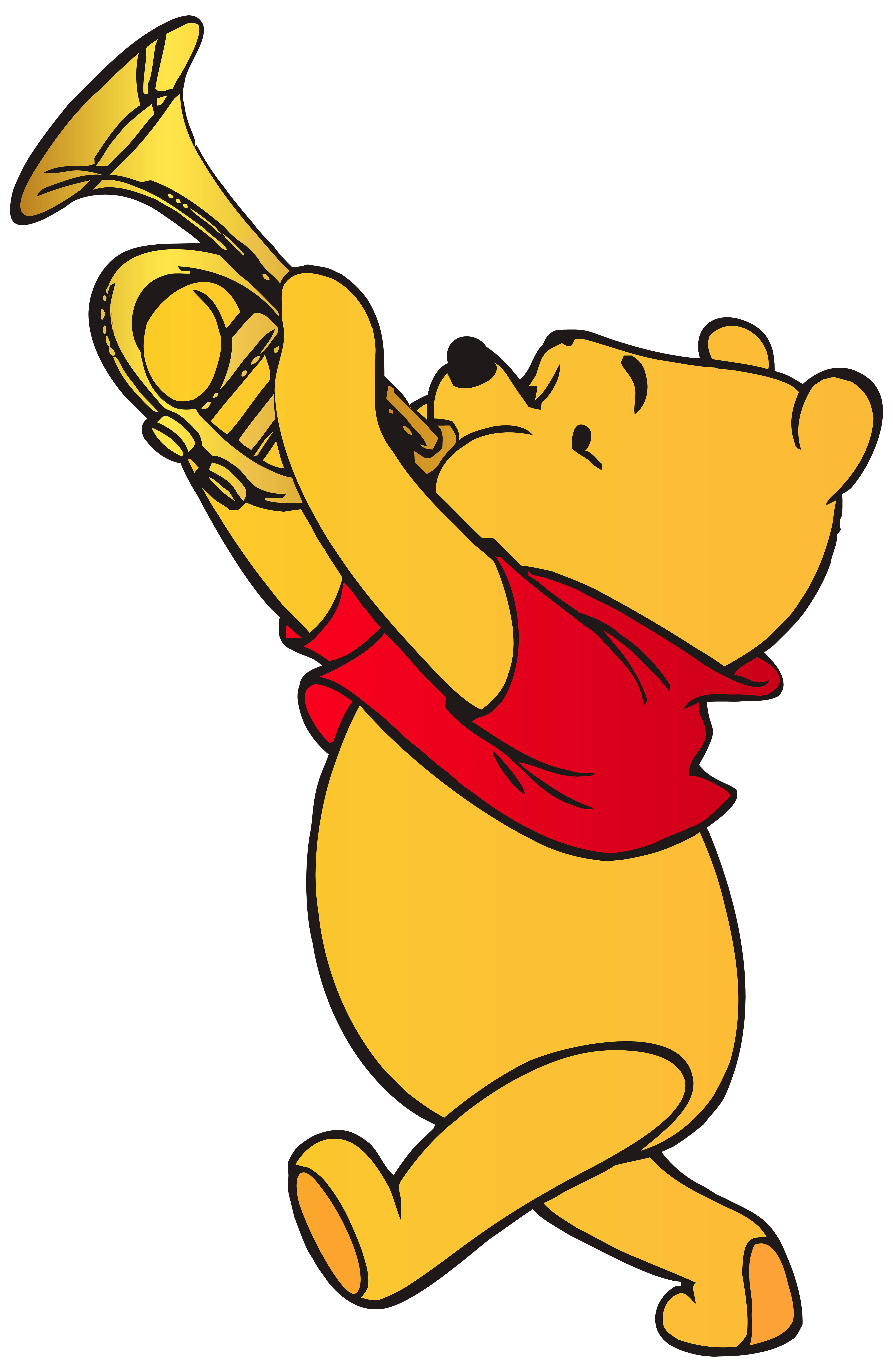 Winnie The Pooh PNG Image