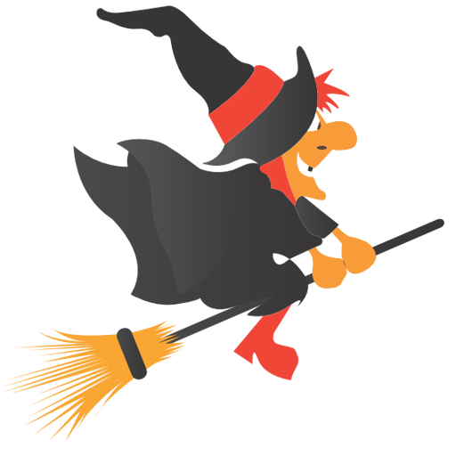 Witch PNG Image