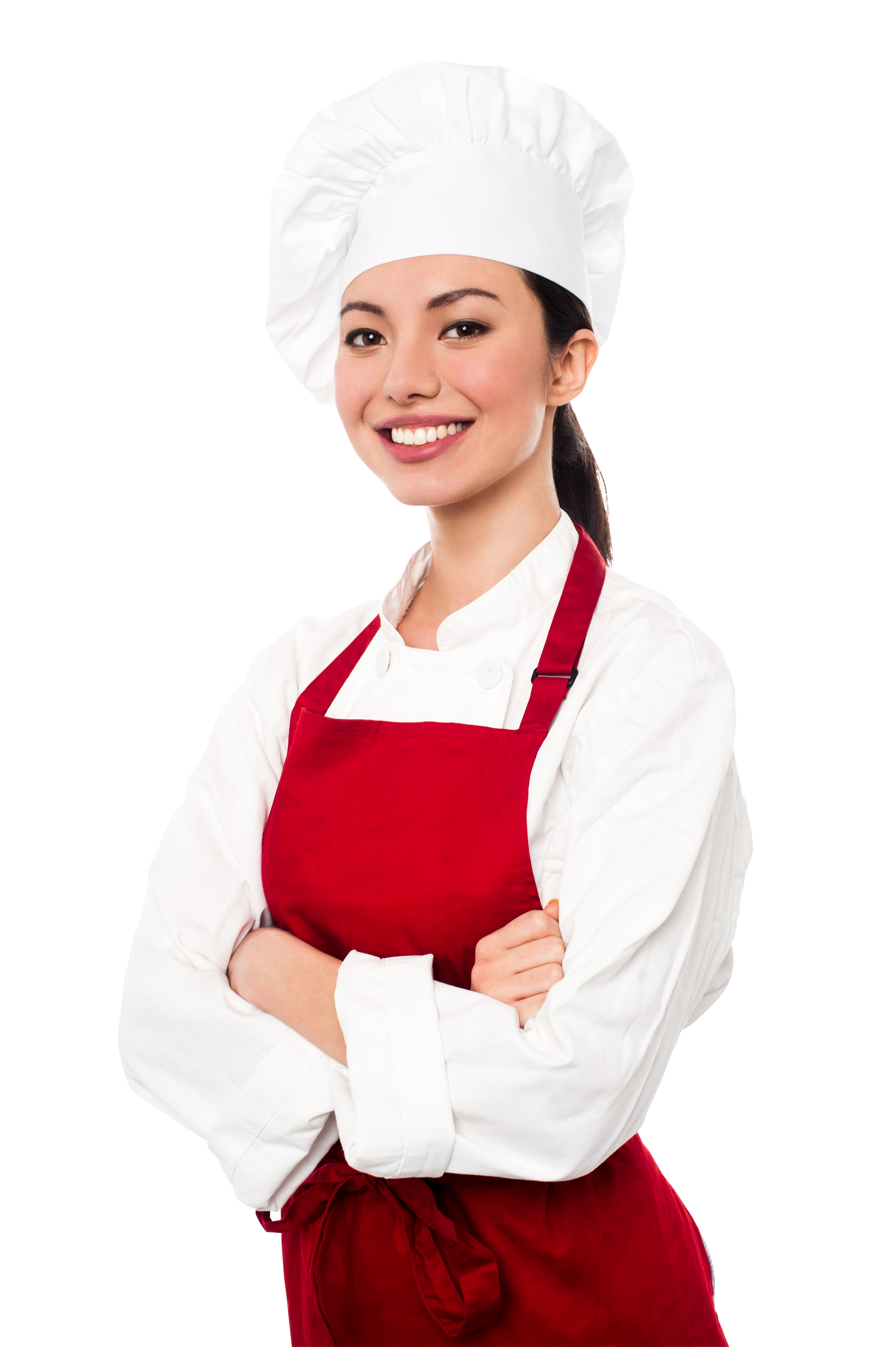 Woman Chef PNG Image