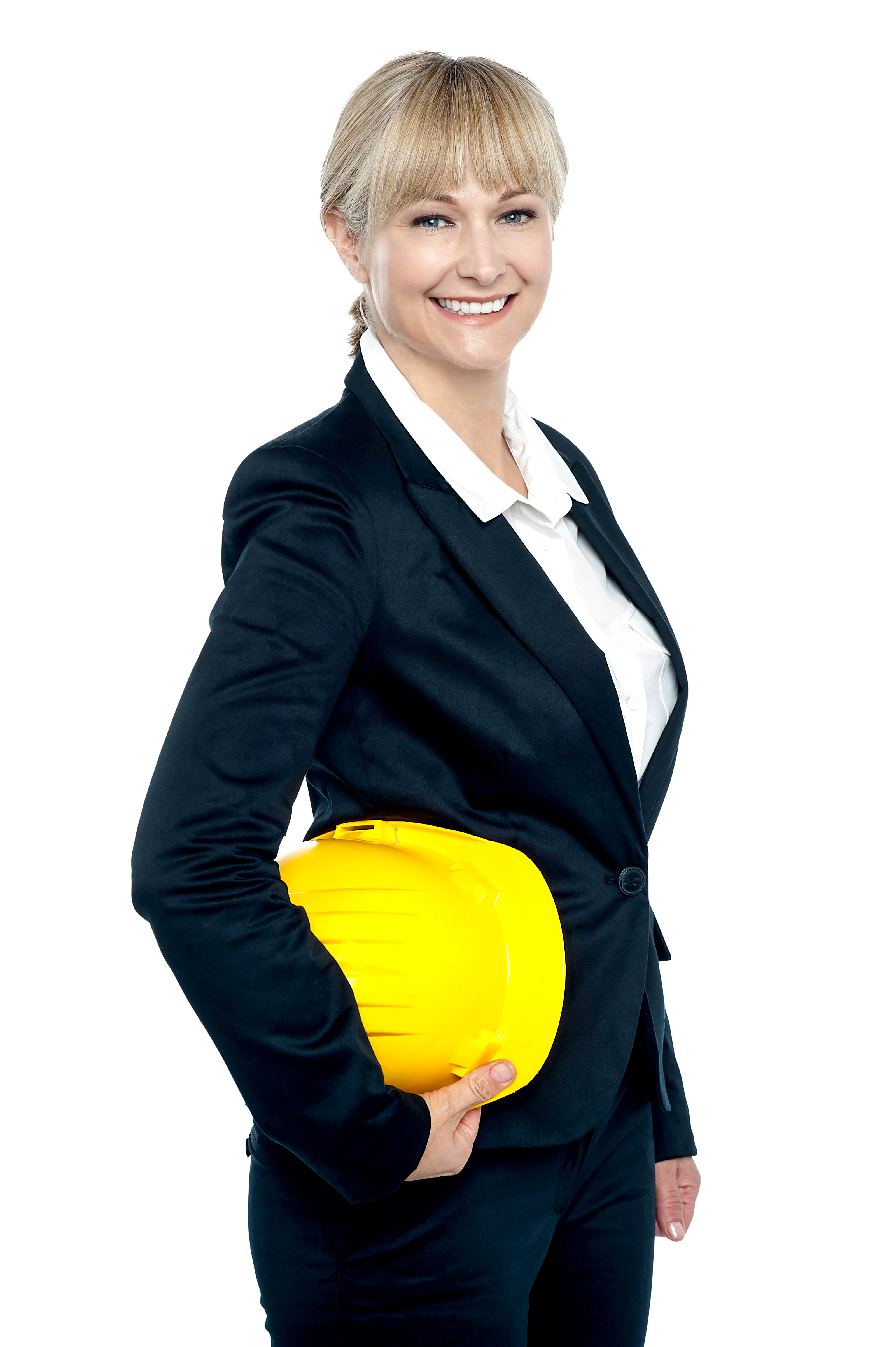Women Architect PNG Image