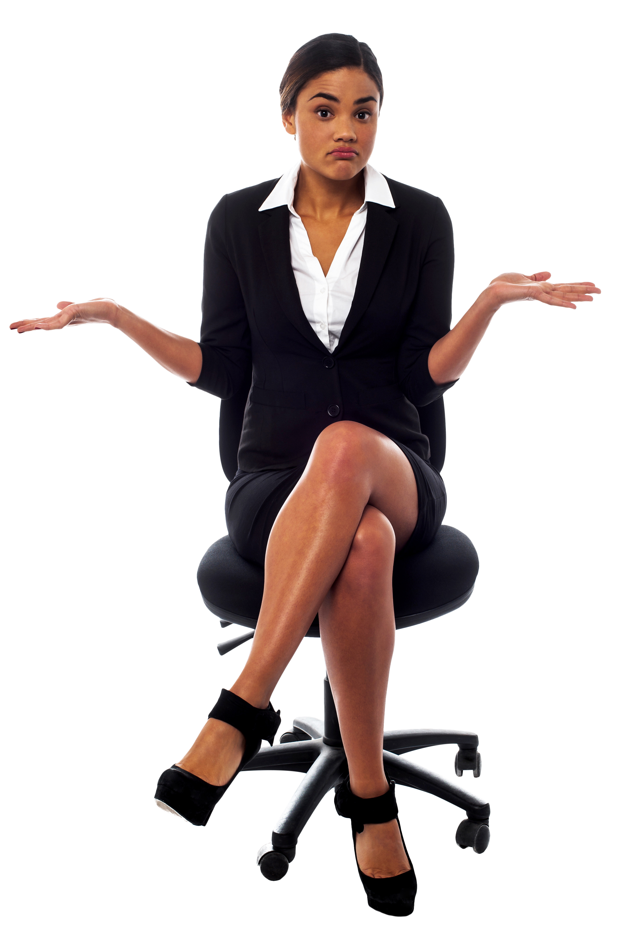 Women In Suit PNG Image - PurePNG | Free transparent CC0