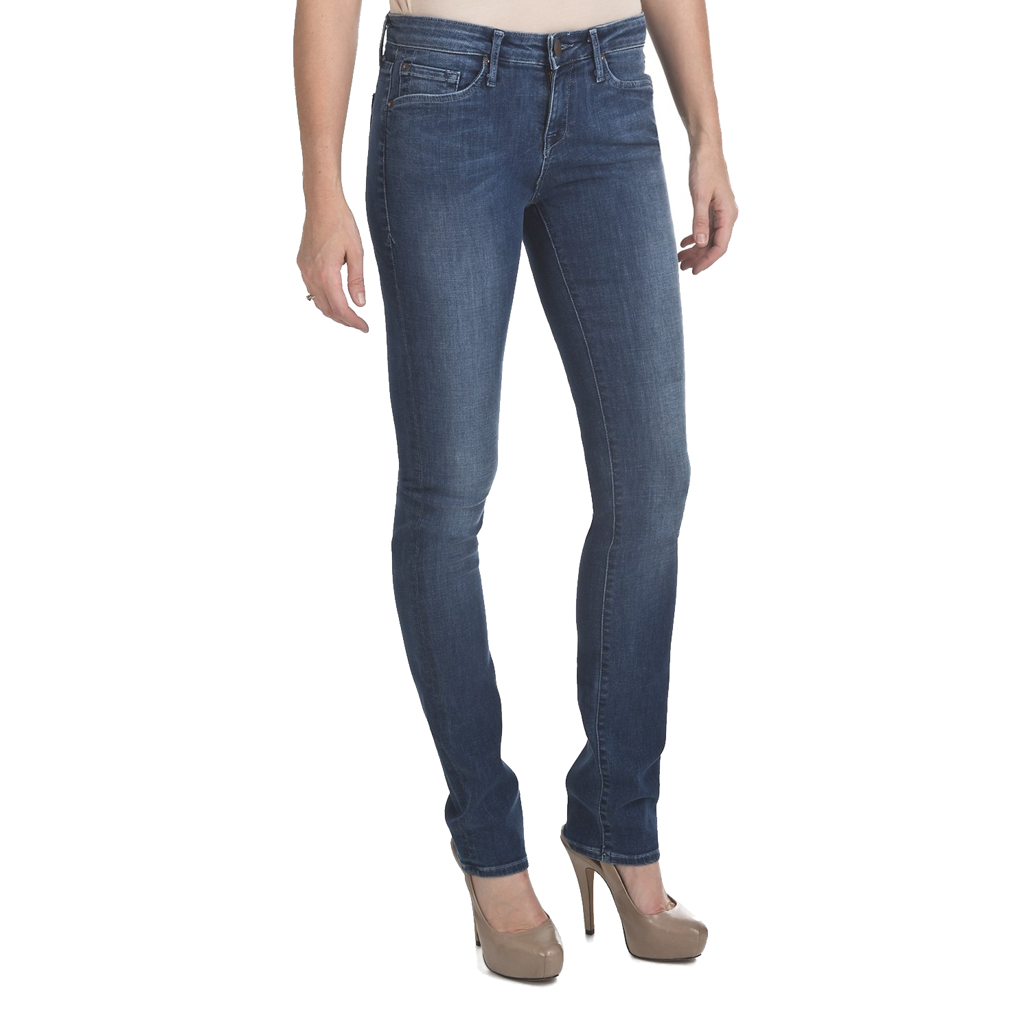 Women Jeans PNG Image