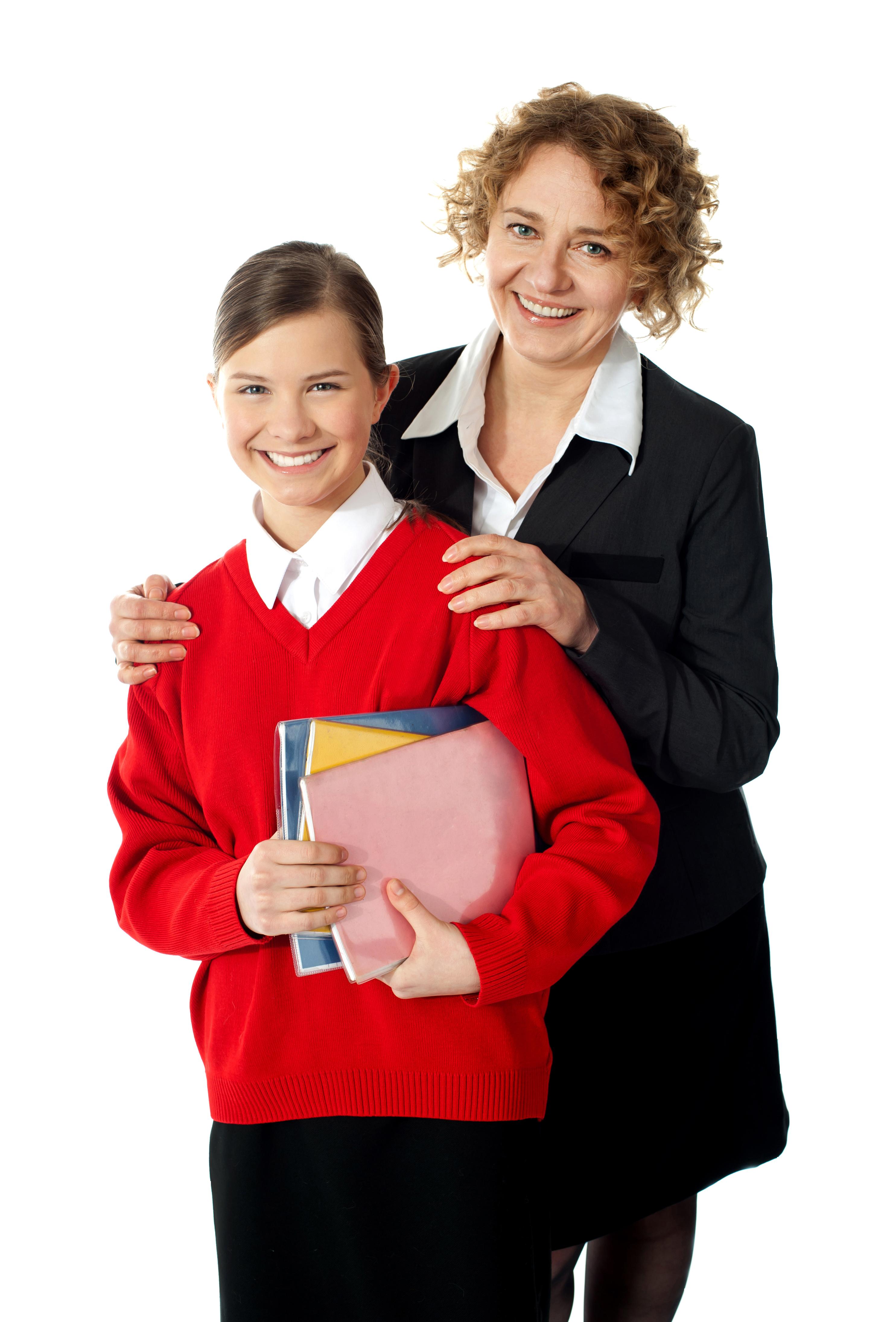 Women Teacher PNG Image