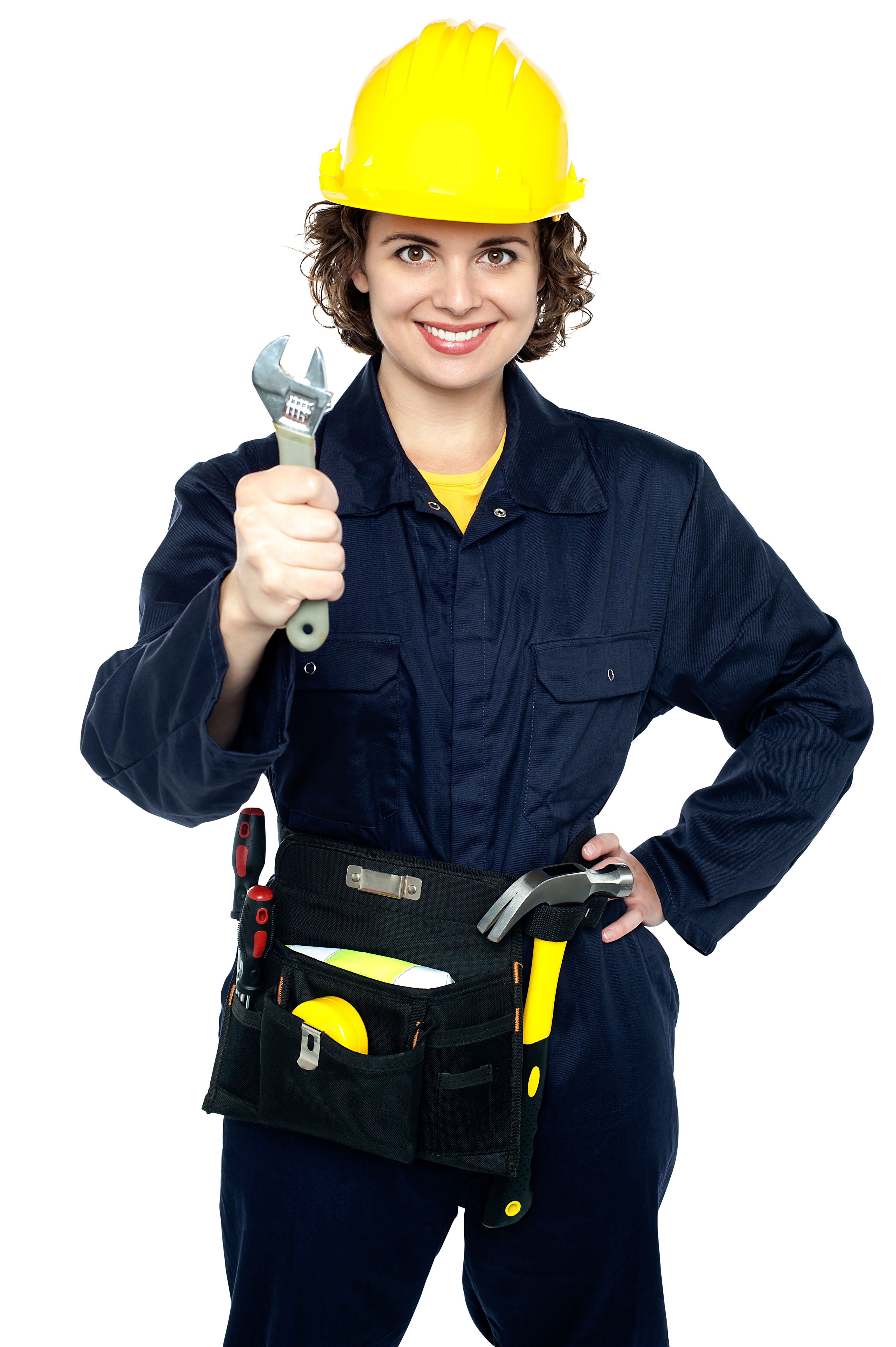 Women Worker PNG Image