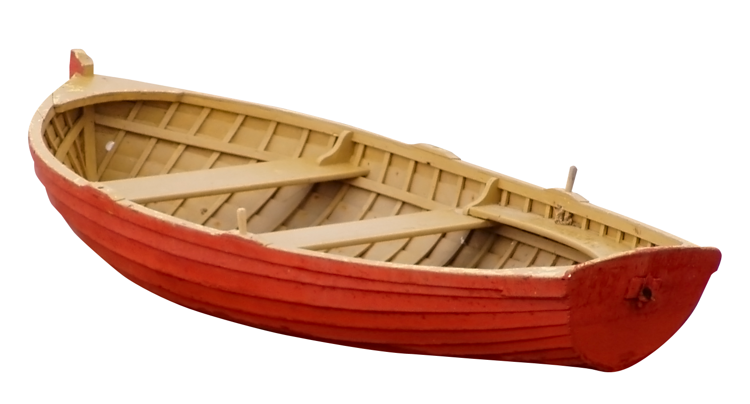 Wooden Boat PNG Image
