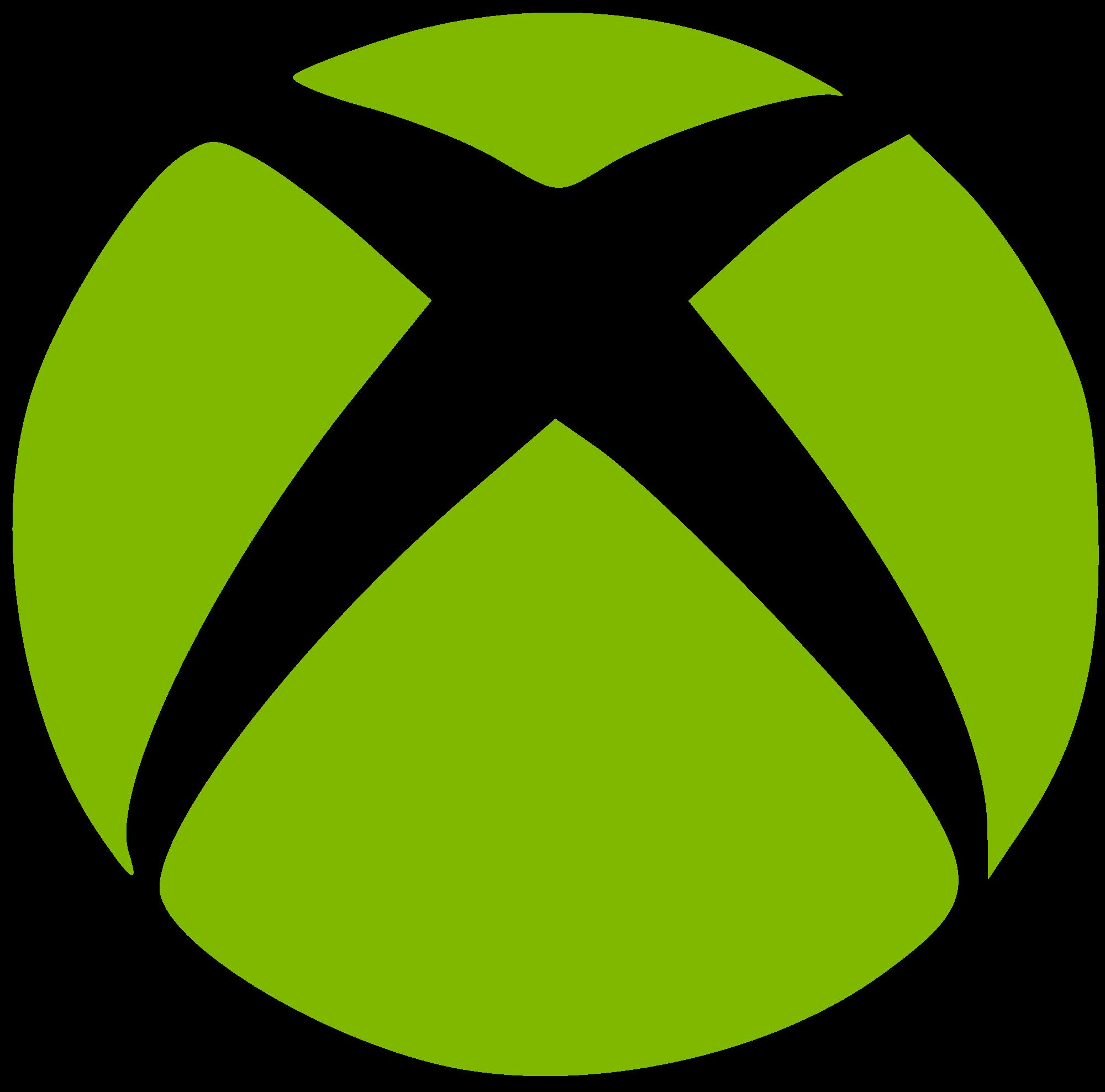 Xbox  Logo PNG Image