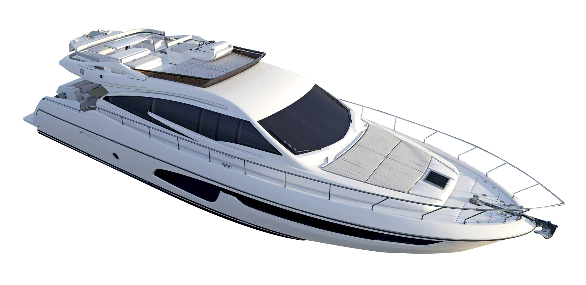 Yacht Boat PNG Image