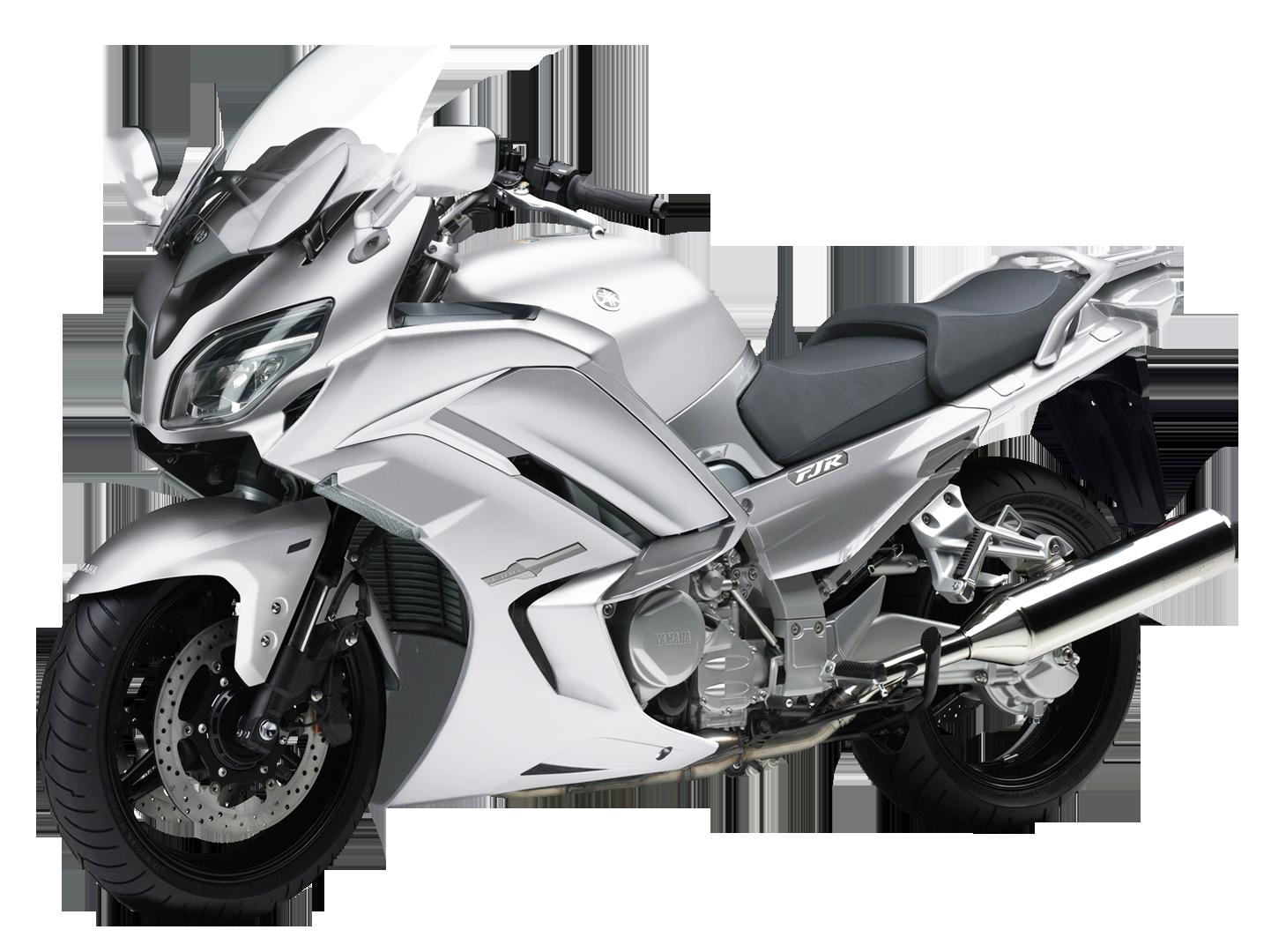 Yamaha FJR1300AE EU Matt Silver PNG Image