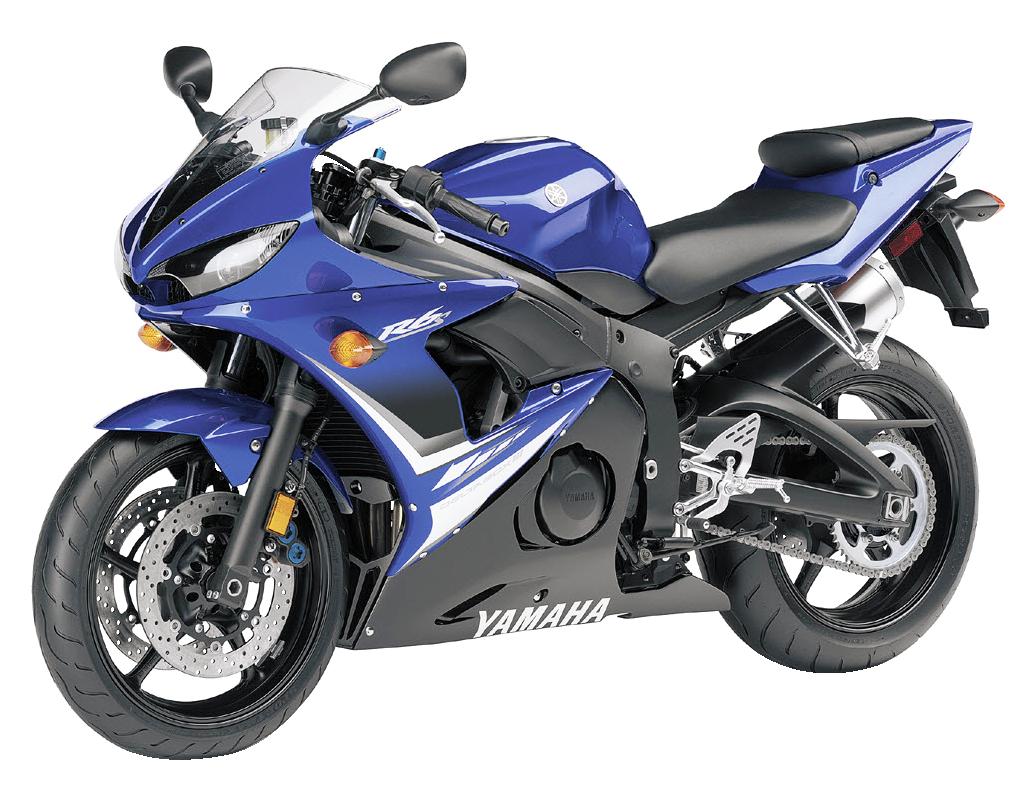 Yamaha R6S PNG Image