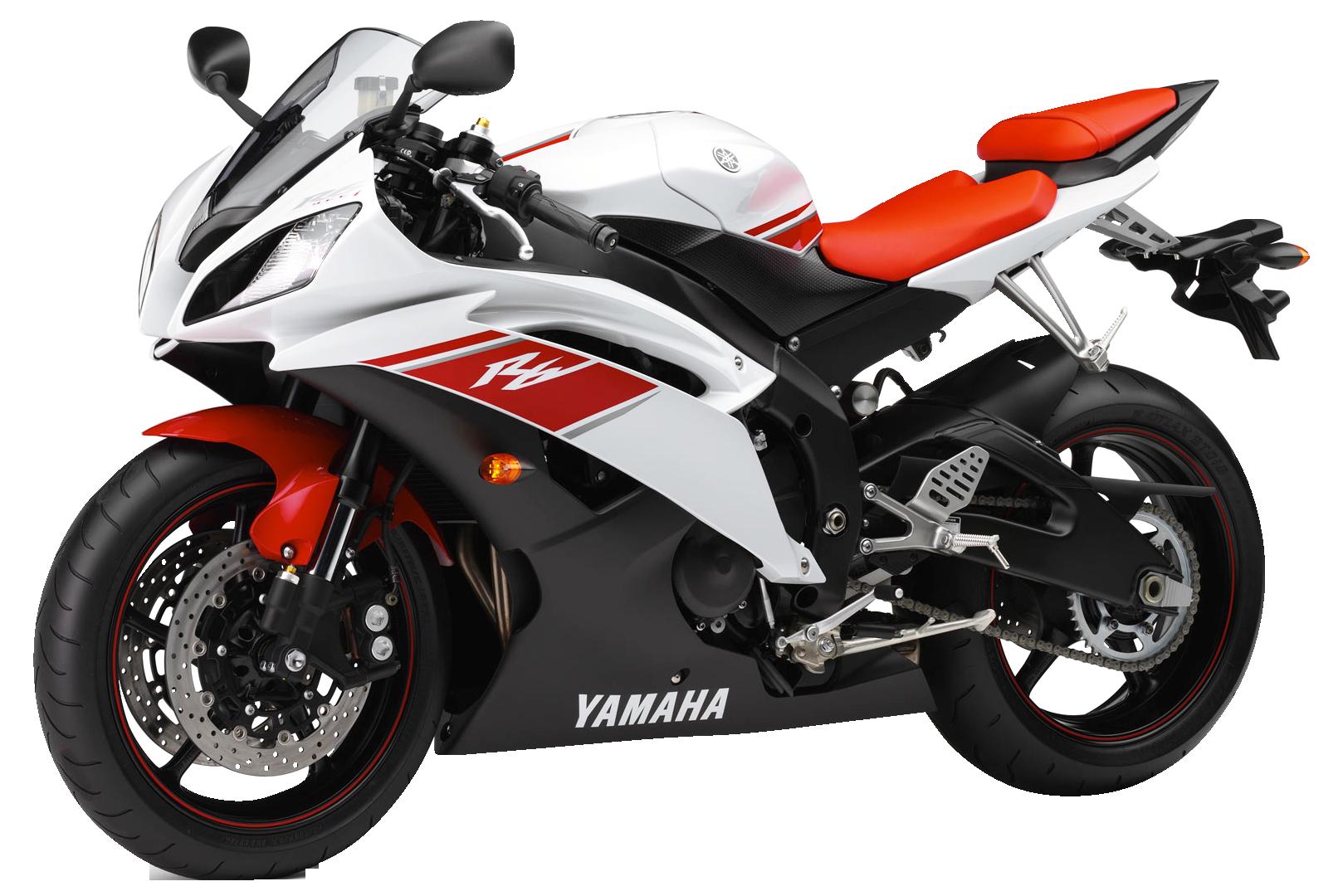 Yamaha YZF R6 PNG Image