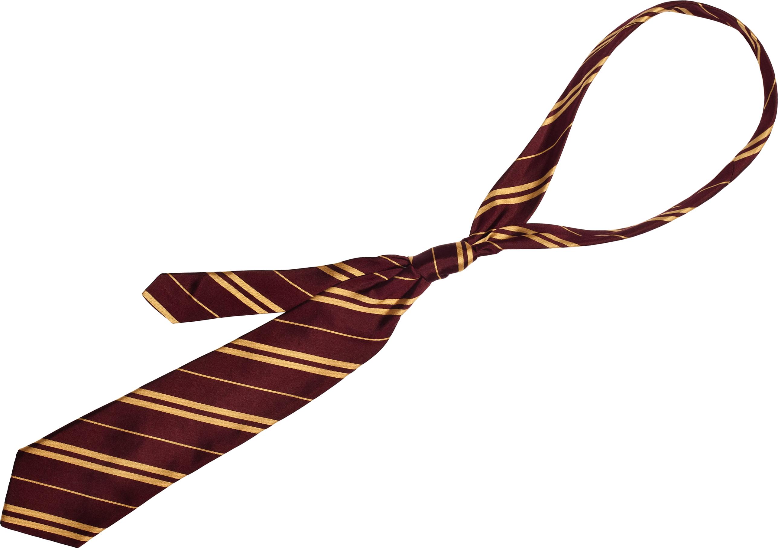 Yellow Strip Tie