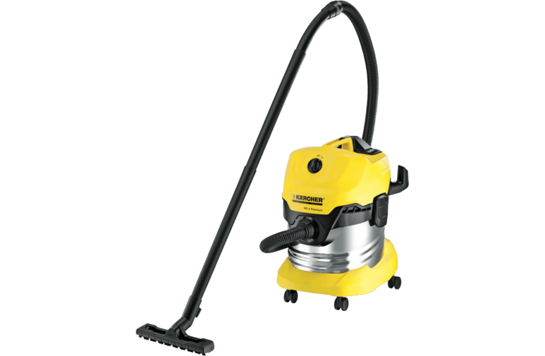 Yellow Vacuum Cleaner PNG Image
