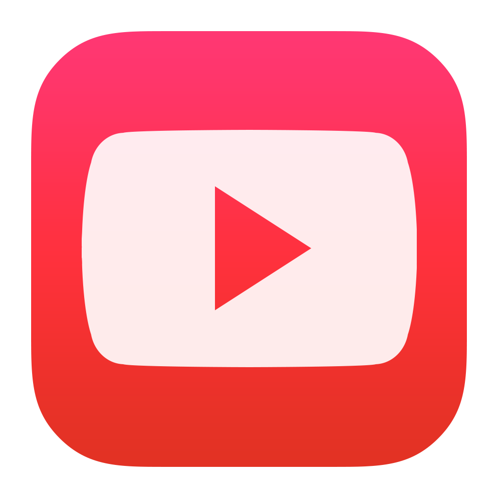 Youtube Icon PNG Image
