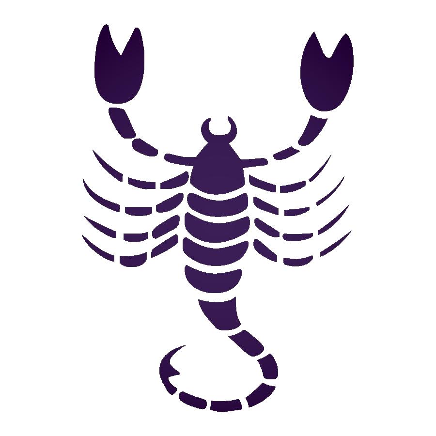 Purple Scorpio