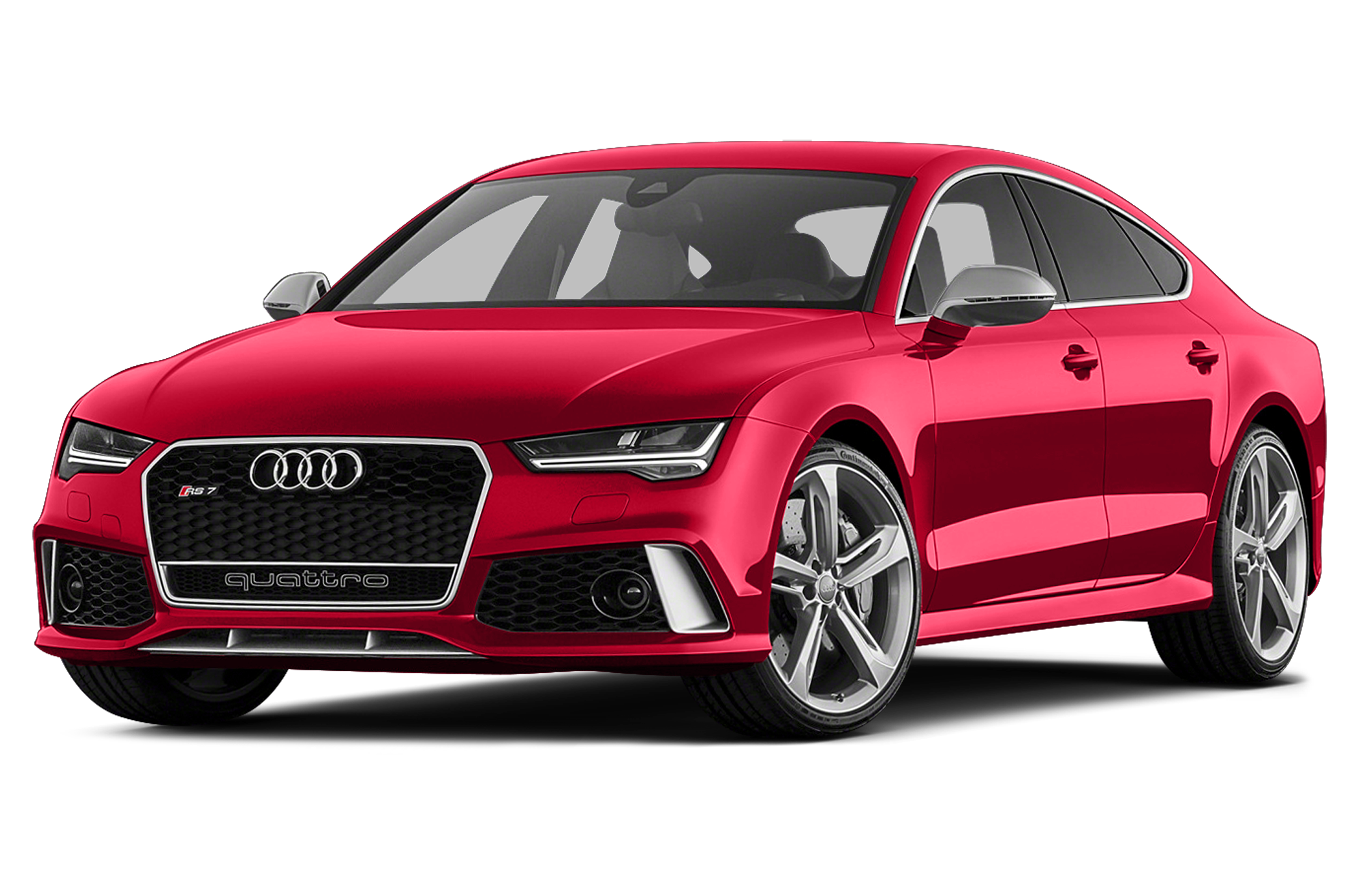 Red Edition  Audi Luxury Car
