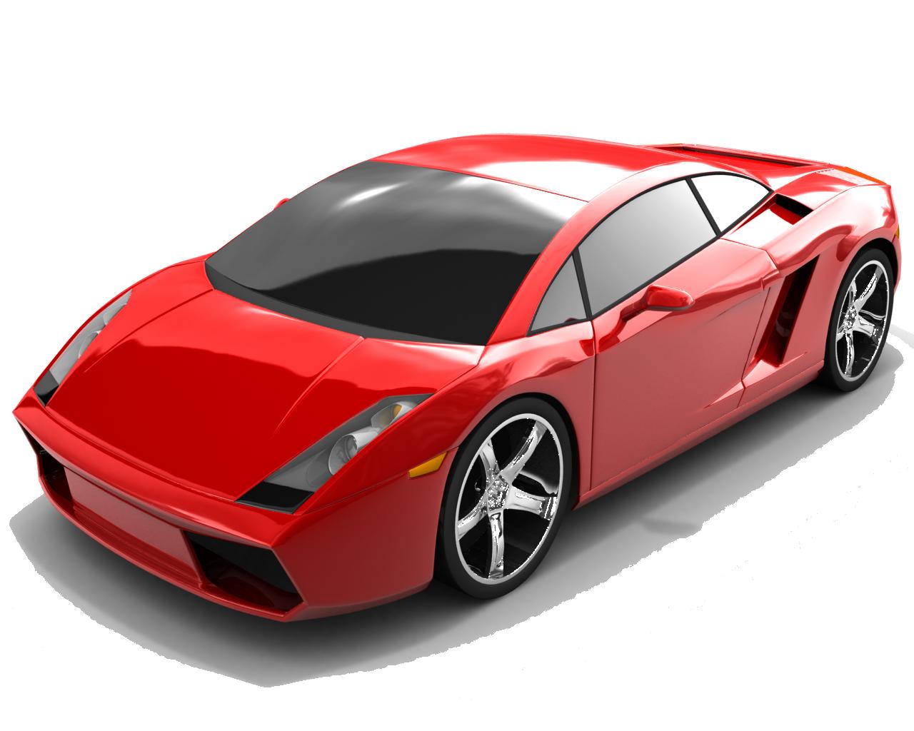 Red Edition  Lamborghini Gallardo Luxury Car