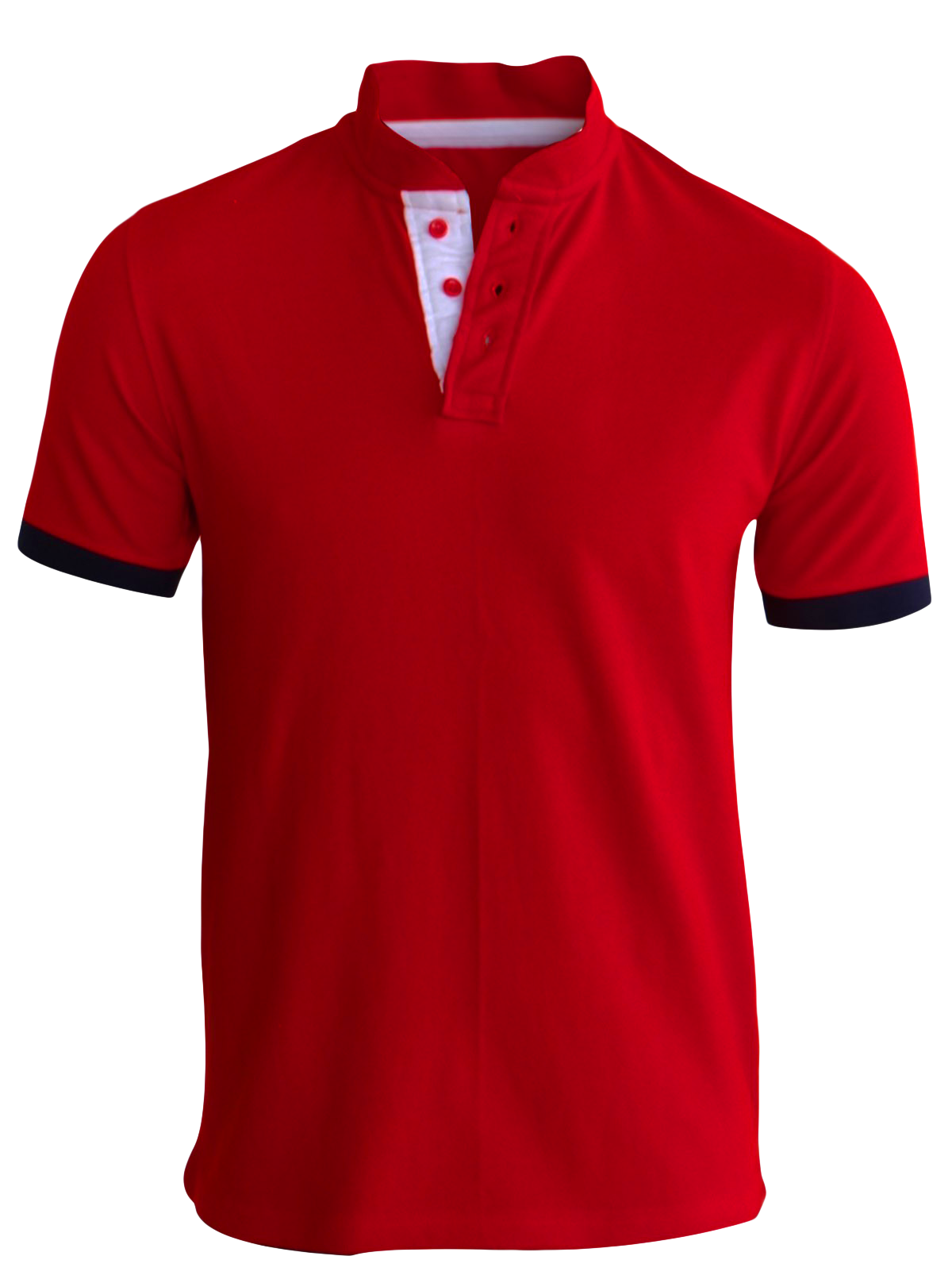 Red T-Shirt PNG Image