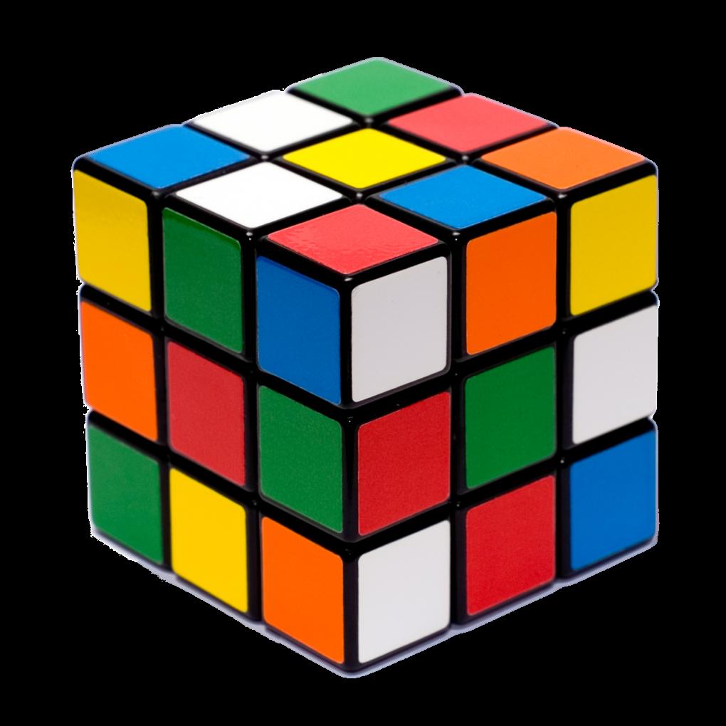 Rubix Cube PNG Image