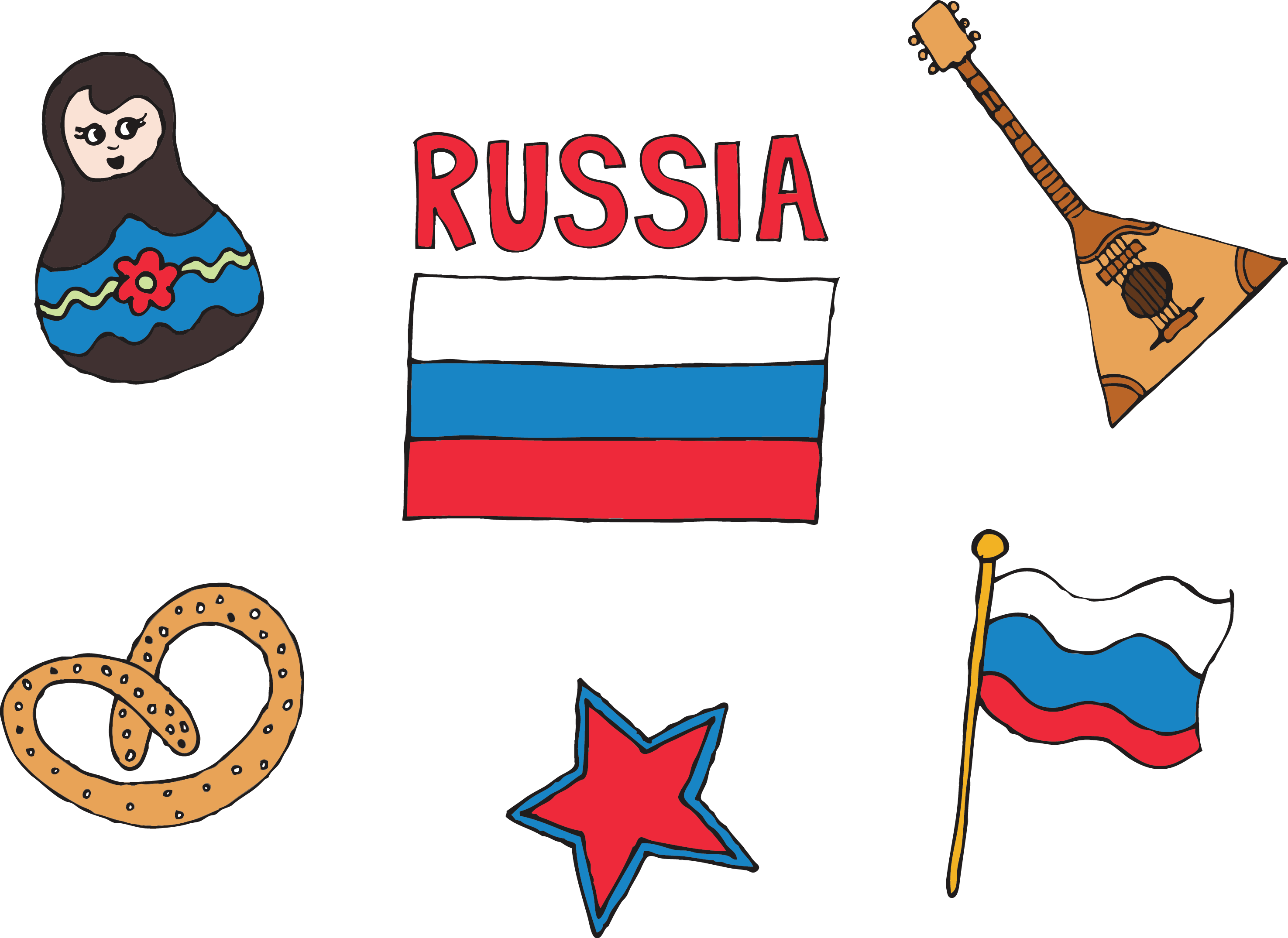 Russian symbols PNG Image