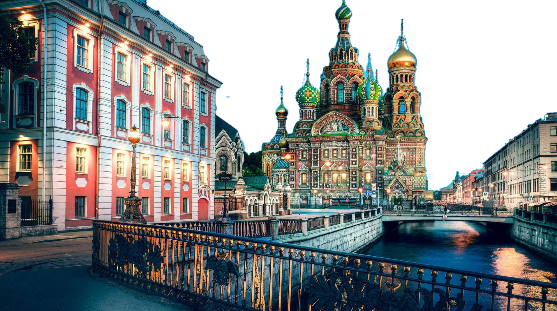 Russian Architecture  PNG Image