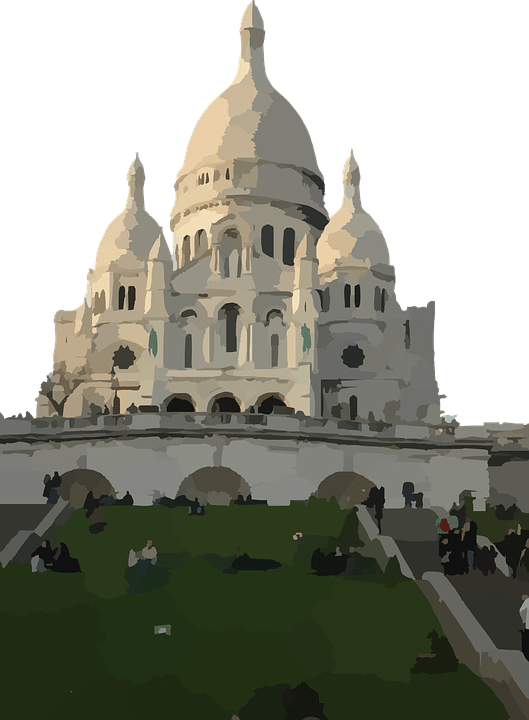 White Stone Dormition Cathederal - Russia PNG Image