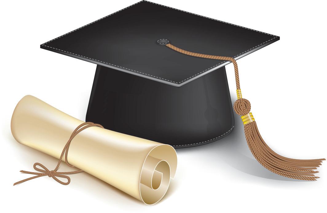 Scholarship Hat PNG Image