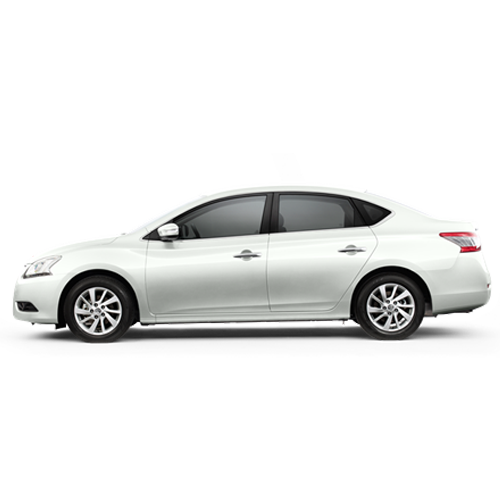 SEDAN 04 hrs/Package PNG Image