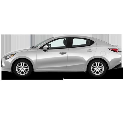 Sedan Toyota 2017