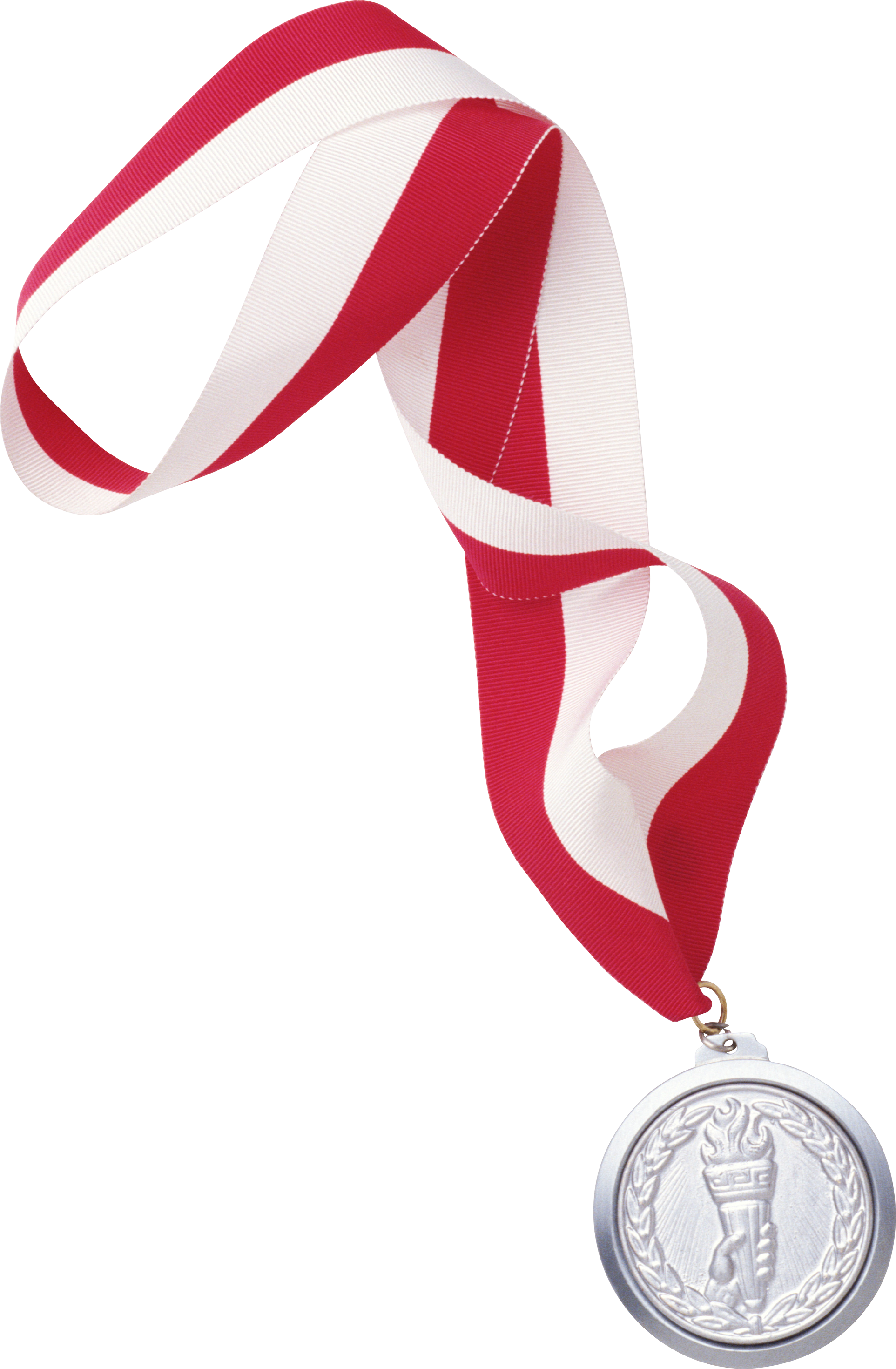 Silver Medal PNG Image