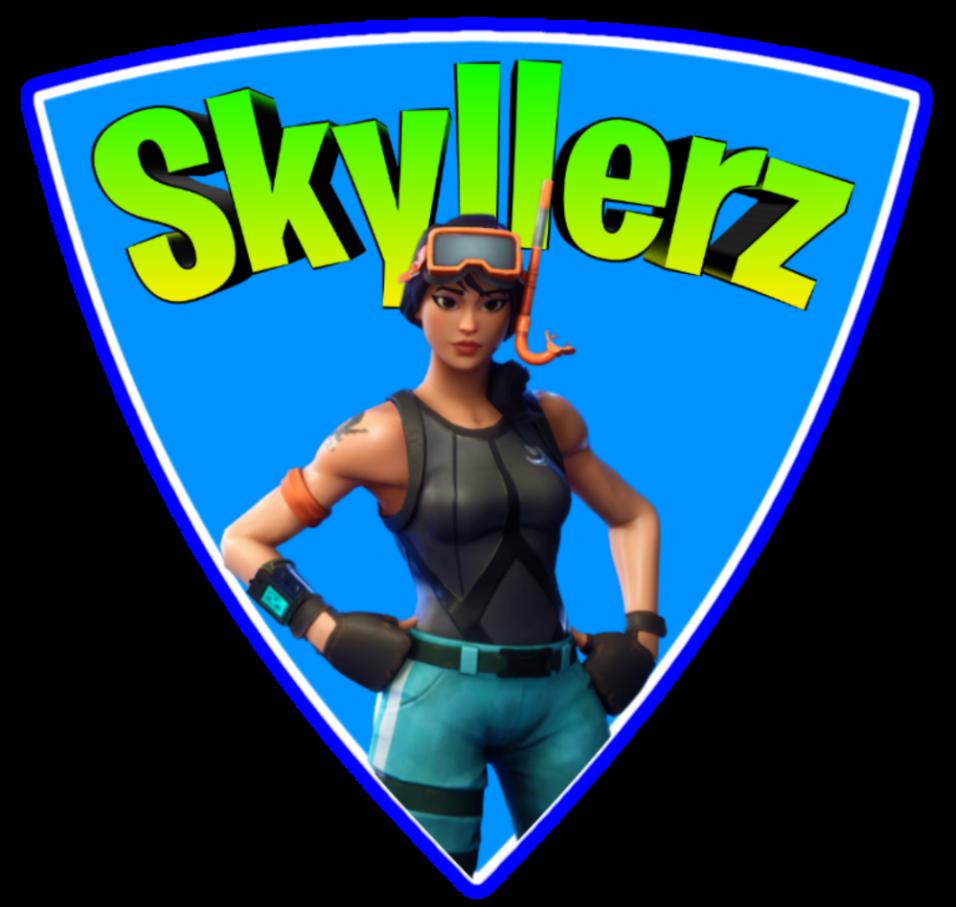 Skyllerz Logo PNG Image