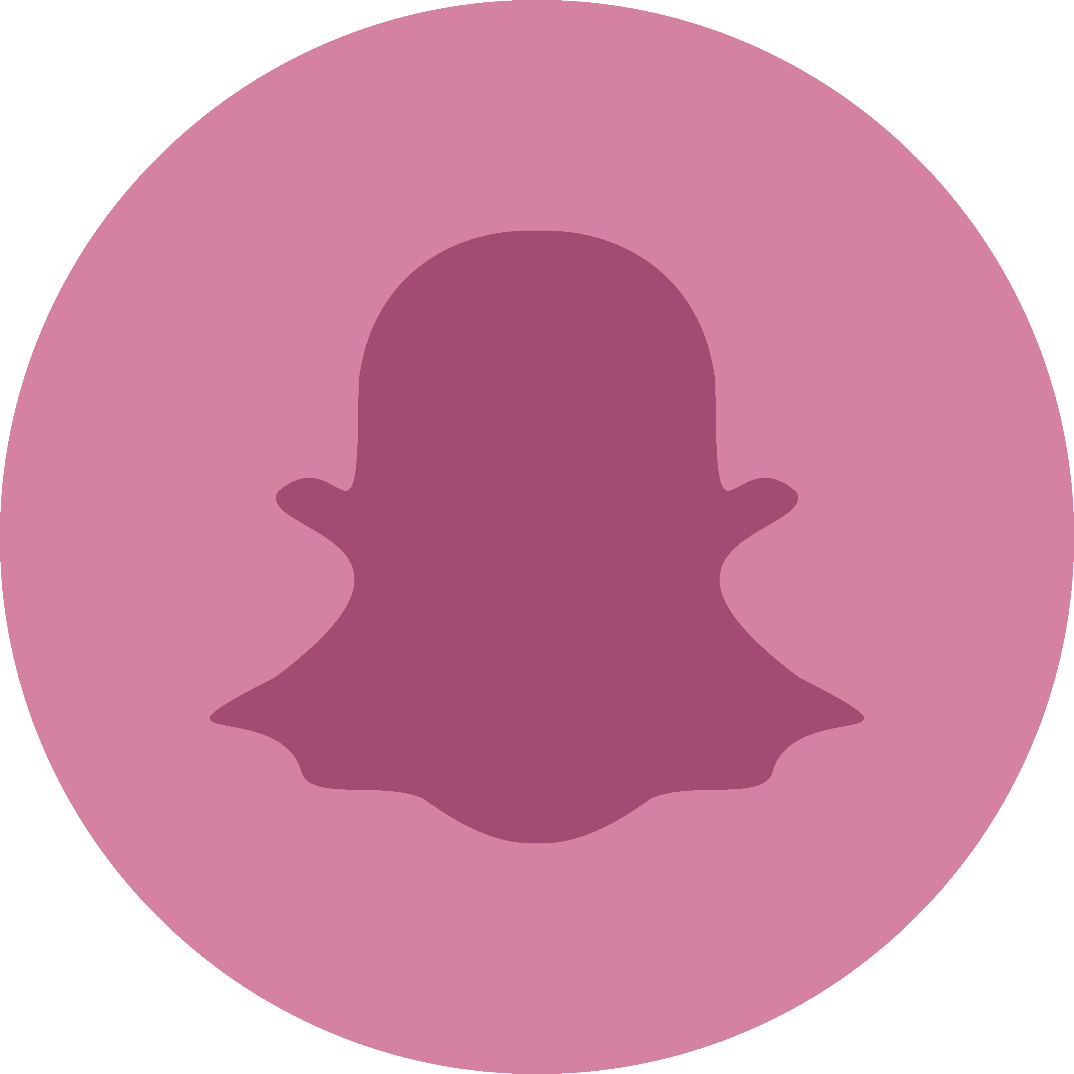 Snap Chat icon PNG Image