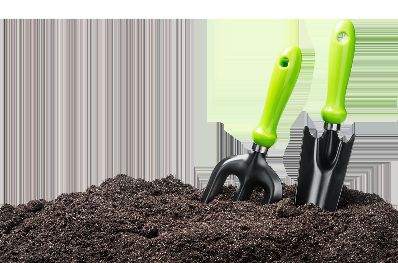Soil PNG Image