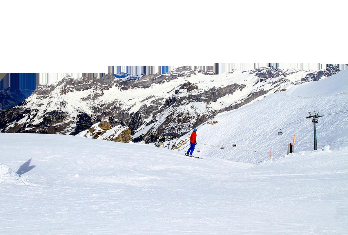 Ice-skiing – Switzerland