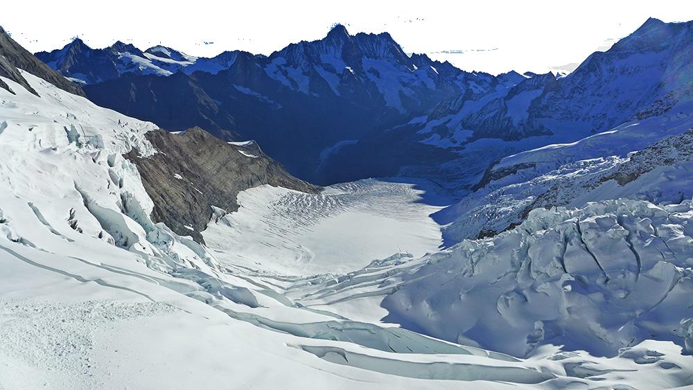 Snowy Alps - Switzerland PNG Image