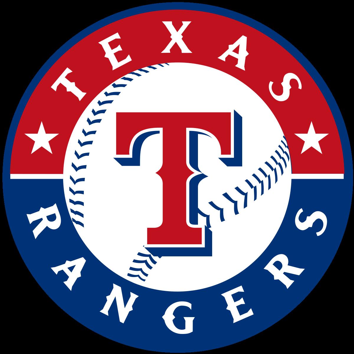 Texas Rangers Logos