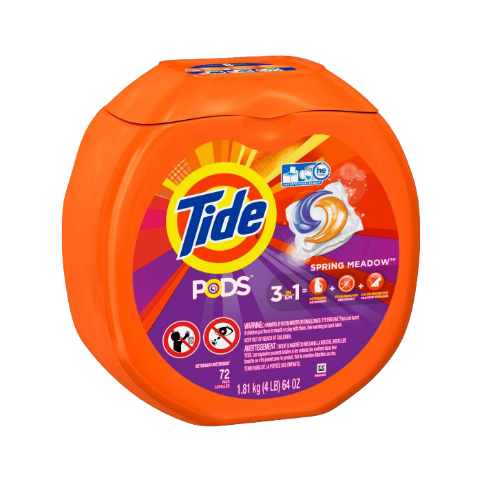 Tide Pods Package