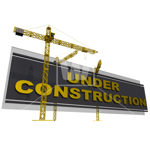 Under Construction PNG Image