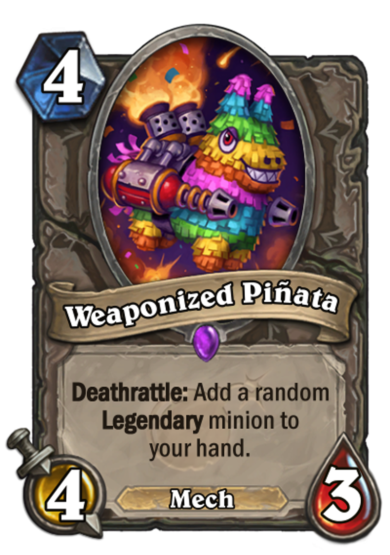Weaponized Pinata