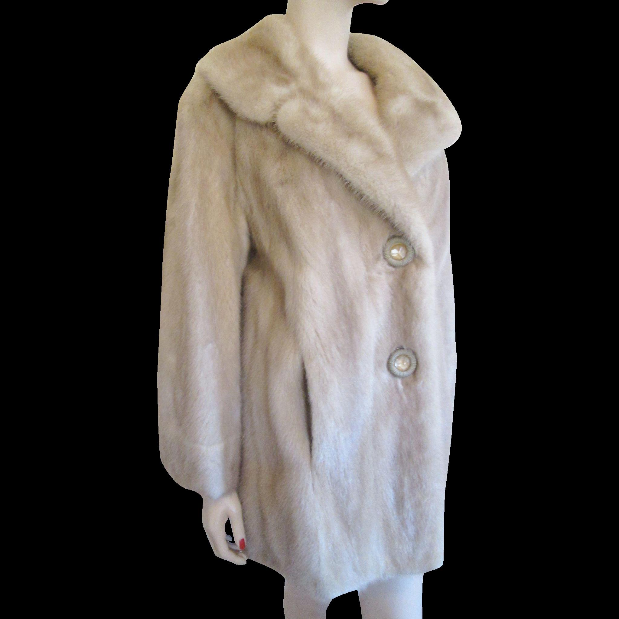 White Fur Coat PNG Image