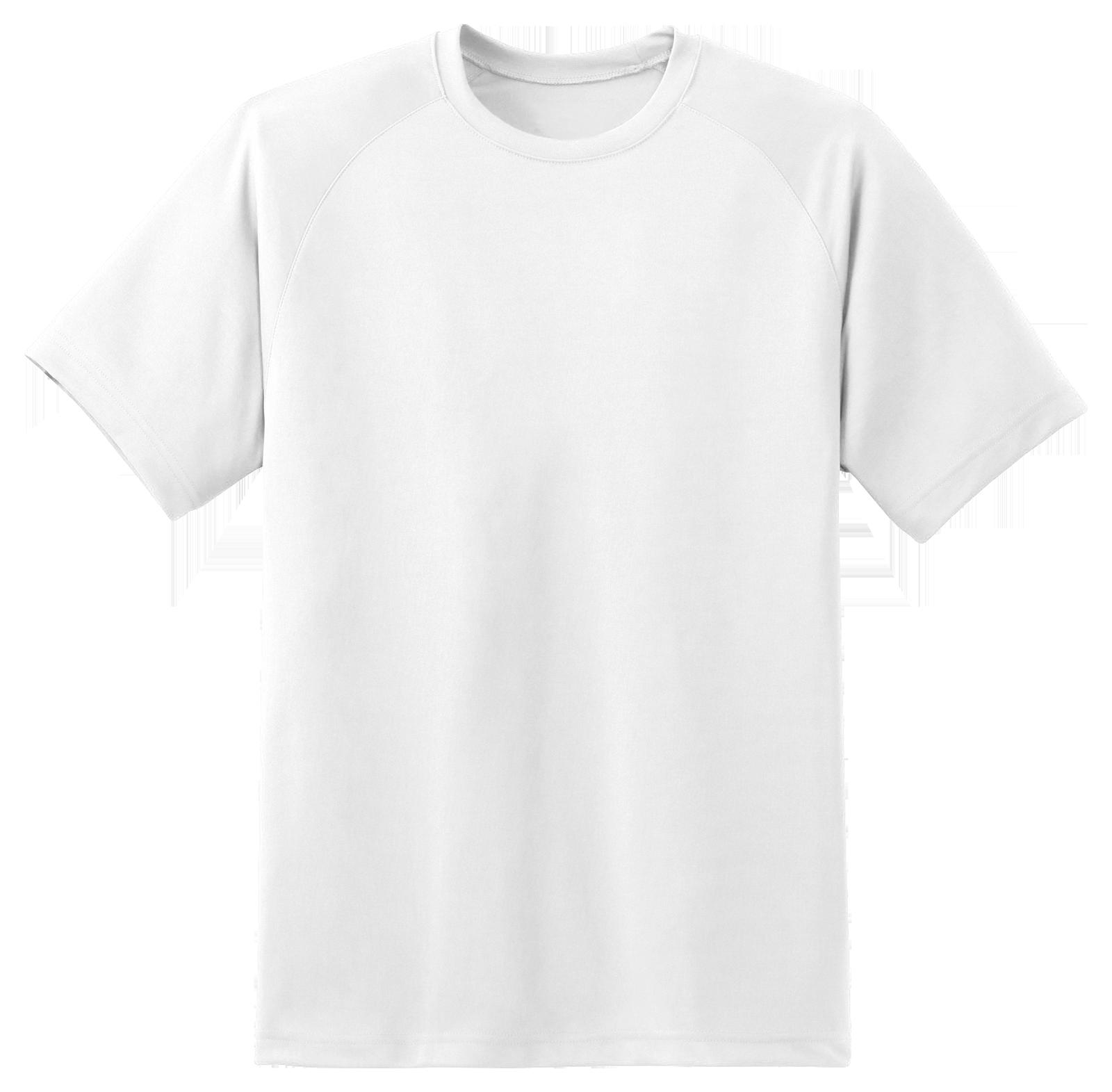 White Tshirt PNG Image