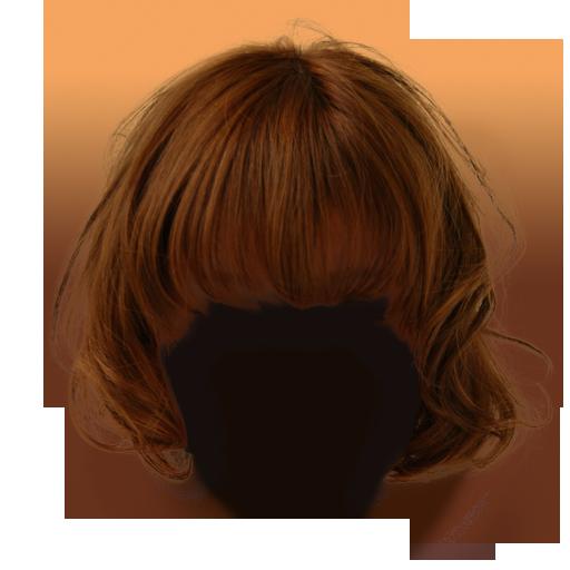 Wig PNG Image
