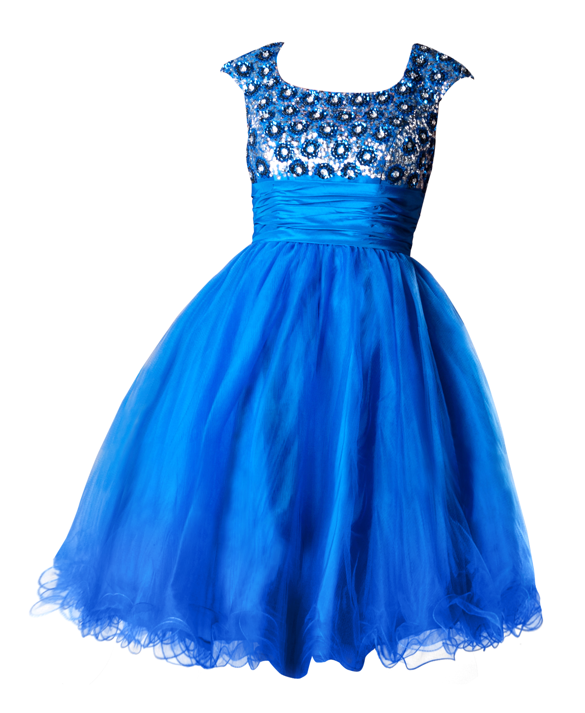 Woman Frock PNG Image
