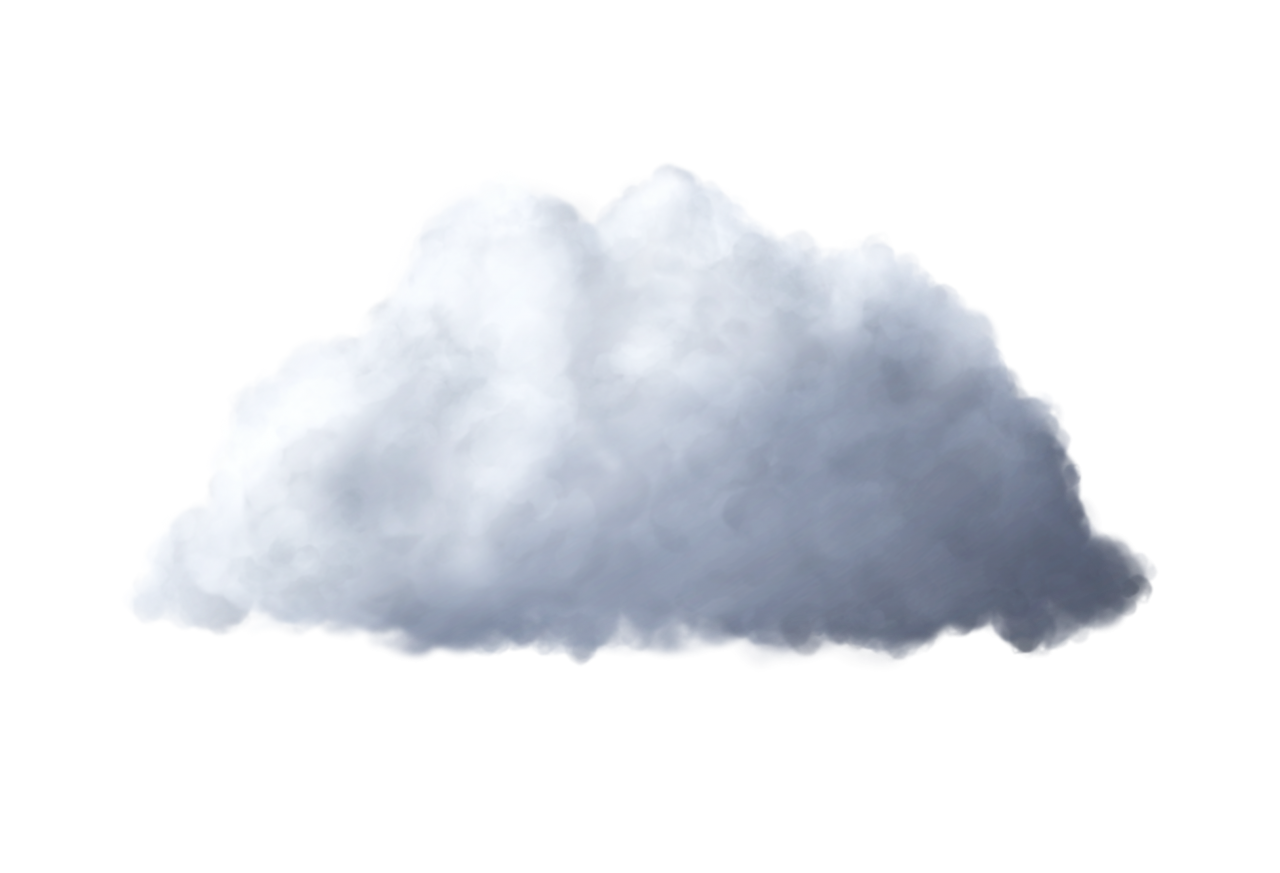White Cloud PNG Image